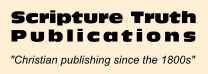 Scripture Truth Publications logo
